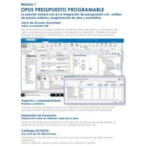 Comprar OPUS Módulo 1